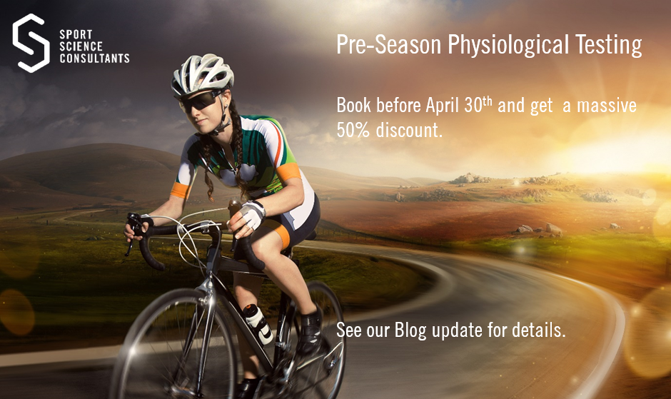 Pre-Season Road Cycling Physiological Testing